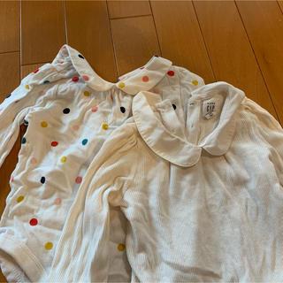 ベビーギャップ(babyGAP)の即日発送❤️GAP baby ボディスーツセット(ロンパース)
