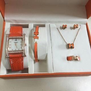 Hermes - 美品HERMES 時計 特別価格の5点セット