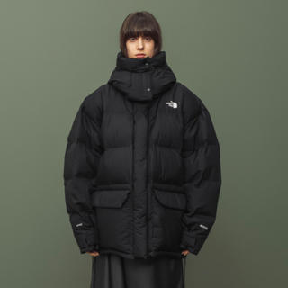 ザノースフェイス(THE NORTH FACE)のTHE NORTH FACE × HYKE Big Down women S(ダウンジャケット)
