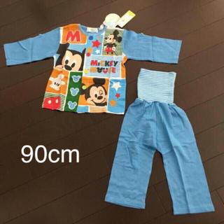 Disney - ミッキーの2way パジャマ90cm
