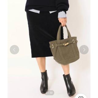 DEUXIEME CLASSE - Deuxieme Classe✴︎corduroy wide スカート