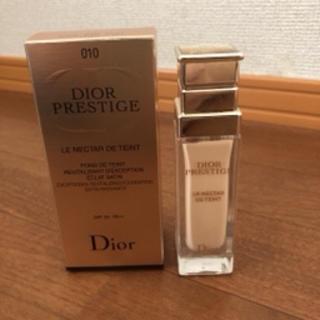 ディオール(Dior)のプレステージ ル ネクター ドゥ タン(ファンデーション)
