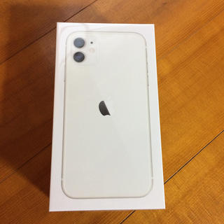 iPhone - iPhone11 docomo 128GB ホワイト
