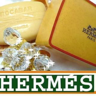 エルメス(Hermes)の★入手困難★激レア★r-5 エルメス ロカバール ソープ 石鹸 25g ケース付(ユニセックス)