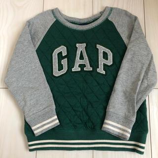 babyGAP - baby GAP キルティングトレーナー