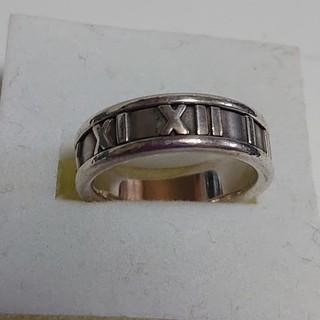 ティファニー(Tiffany & Co.)のTiffany & Co.  アトラス  silver925  リング(リング(指輪))