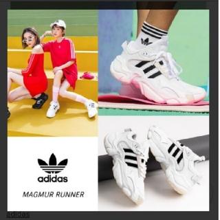 アディダス(adidas)のアディダス マグミュールランナー 靴 24.5cm(スニーカー)