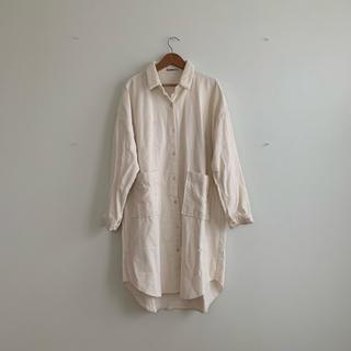 EDIT.FOR LULU - RANDEBOO コールロングシャツ