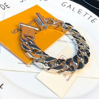 LOUIS VUITTON - Louis Vuittonルイ・ヴィトン メンズ ブレスレット 超人気