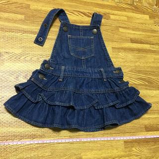 ギャップ(GAP)のbabyGAP ジャンパースカート スカート 70cm(スカート)
