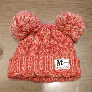 Disney - ミッキー ニット帽  ベビー キッズ