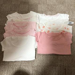 ユニクロ(UNIQLO)のUNIQLO 90 インナーシャツ (下着)