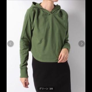 URBAN RESEARCH - 若草色 グリーンパーカー