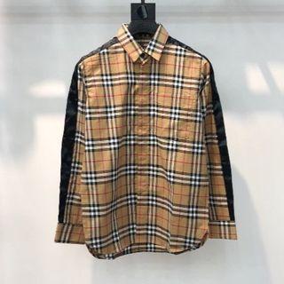 BURBERRY - Burberry チェックシャツ 未使用
