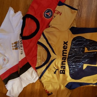 NIKE - 12枚サッカーユニフォームセット パリG創立40記念マンUマンC多数
