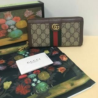 Gucci - GUCCI グッチ 長財布【男女兼用】
