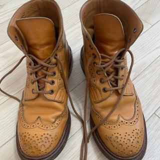 トリッカーズ(Trickers)のトリッカーズ ブーツ ウィングチップ(ブーツ)