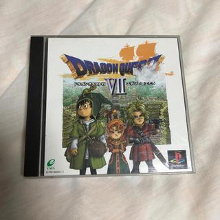 プレイステーション(PlayStation)のドラゴンクエストⅦ エデンの戦士たち(携帯用ゲームソフト)