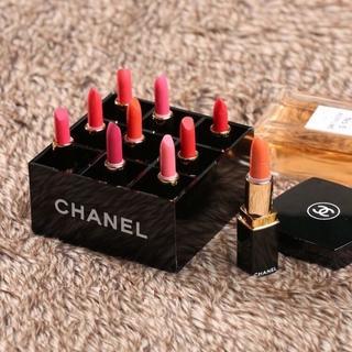 CHANEL - 9マス★シャネル リップ・ネイル・口紅ケース  小物入れ♪