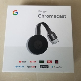 Google Chromecastクロームキャスト