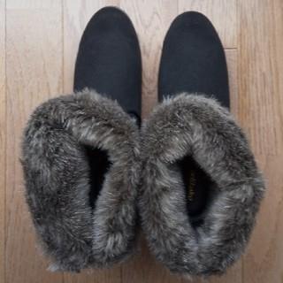 ヴェリココ(velikoko)のvelikokoブラックブーツ(ブーツ)