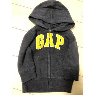ベビーギャップ(babyGAP)のbabyGAP パーカー 80(トレーナー)