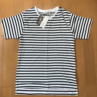 レプシィム(LEPSIM)のボーダーTシャツ(Tシャツ(半袖/袖なし))