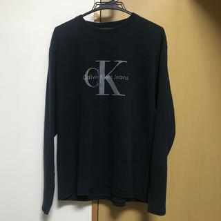 Calvin Klein - カルバンクライン ロンT ロングTシャツ