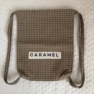 Caramel baby&child  - caramel 伊勢丹限定 リュック