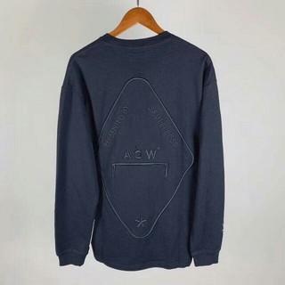 オフホワイト(OFF-WHITE)のAーCOLDーWALL パーカー(Tシャツ(長袖/七分))