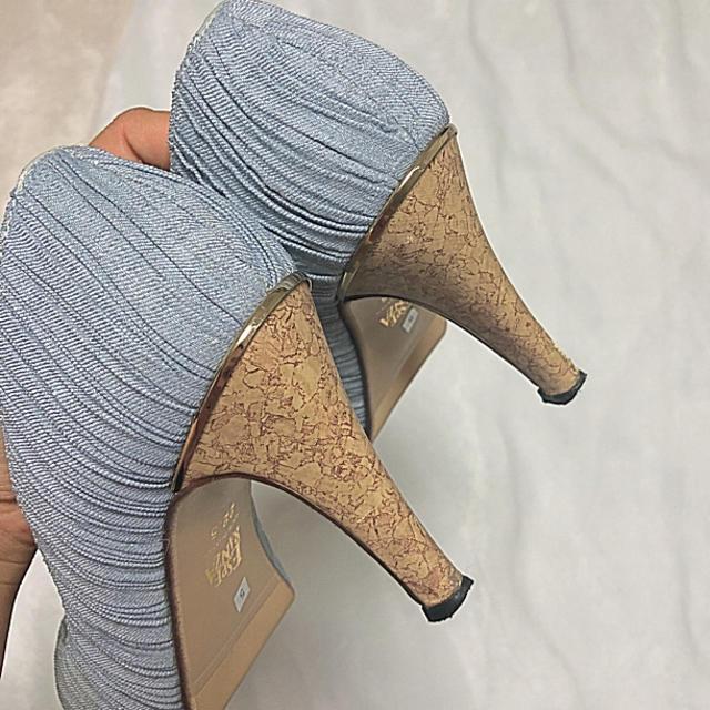 ESPERANZA(エスペランサ)のエスペランサ*・゜゚・*:パンプス レディースの靴/シューズ(ハイヒール/パンプス)の商品写真