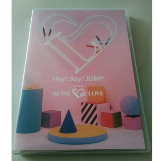 Hey! Say! JUMP - Hey! Say! JUMP LIVE TOUR SENSE or LOVE
