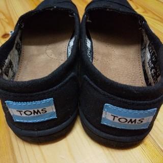 TOMS - TOMS  キッズ スリッポン 21
