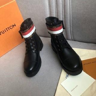 ルイヴィトン(LOUIS VUITTON)のLOUIS VUITTON  ブーツ  22.5-25cm(ブーツ)