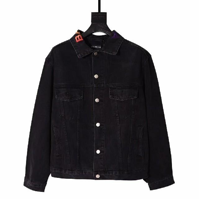 Balenciaga(バレンシアガ)の値下 美品 BALENCIAGA  男女兼用 メンズのジャケット/アウター(Gジャン/デニムジャケット)の商品写真