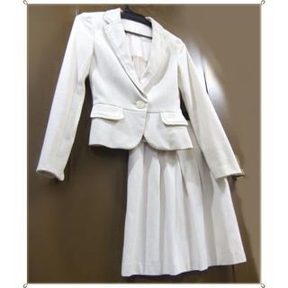 ニジュウサンク(23区)の323 ポケット ベージュ アイボリー スーツ(スーツ)