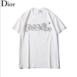 ディオール(Dior)の[8割引き]DIOR ディオール Tシ ャツ 半袖 Sサイズ(Tシャツ/カットソー(半袖/袖なし))