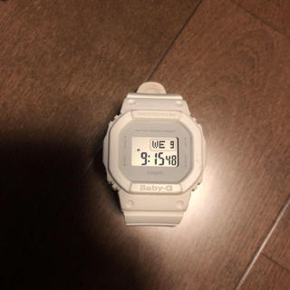 ベビージー(Baby-G)のbaby-g g-shock ユニセックス (腕時計(デジタル))