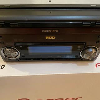 パイオニア(Pioneer)のカロッツェリア サイバーナビ HDD 2005年製(カーナビ/カーテレビ)