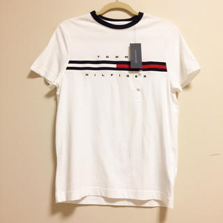 TOMMY HILFIGER - TOMMYHILFIGER レディースTシャツ XS
