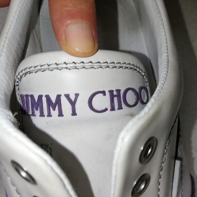 JIMMY CHOO(ジミーチュウ)のジミーチュウ メンズの靴/シューズ(スリッポン/モカシン)の商品写真