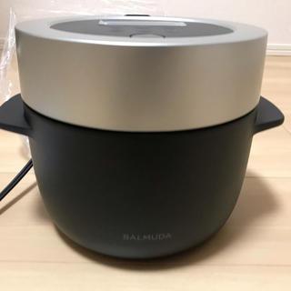 バルミューダ(BALMUDA)のBALMUDA The Gohan (炊飯器)