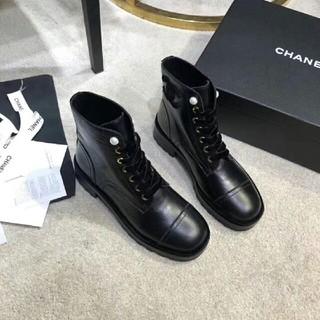 シャネル(CHANEL)のCHANEL ブーツ  22.5-25cm (ブーツ)