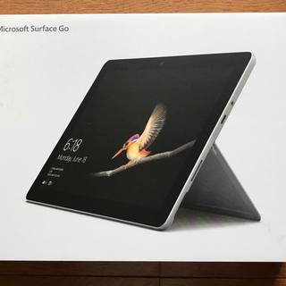 マイクロソフト(Microsoft)の新品未使用 マイクロソフトmhn-00017 Surface Go 64GB(タブレット)