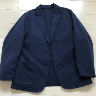 コモリ(COMOLI)のcomoli  コモリコットンツイルジャケット(テーラードジャケット)