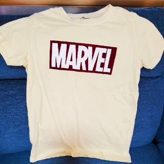 マーベル(MARVEL)のMARVEL 半袖Tシャツ サイズM(Tシャツ(半袖/袖なし))