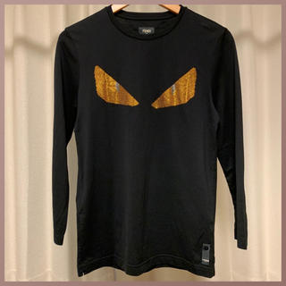フェンディ(FENDI)の[men]FENDI フェンディ モンスタービジューカットソー(Tシャツ/カットソー(七分/長袖))