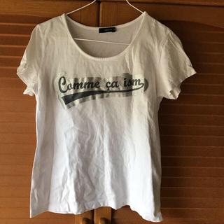 コムサイズム(COMME CA ISM)のTシャツ コムサイズム(Tシャツ(半袖/袖なし))