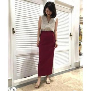タグ付新品♡Noble♡タイトリブスカート