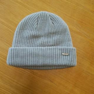 ニコアンド(niko and...)のニット帽(ニット帽/ビーニー)